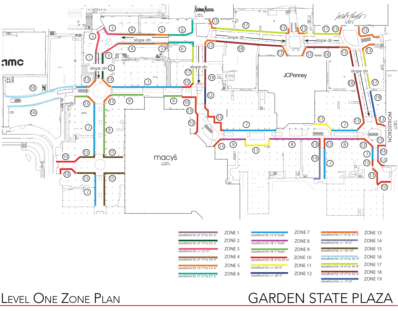 Garden State Plaza Urw Tenant Coordination